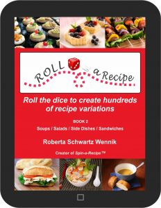 Roll a Recipe - Book 2